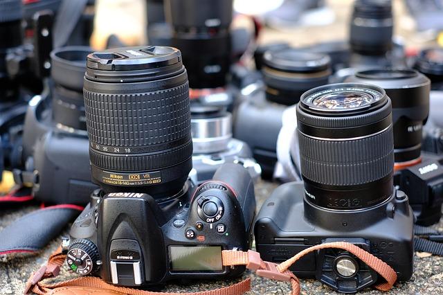 Cameras for Boudoir Photographers